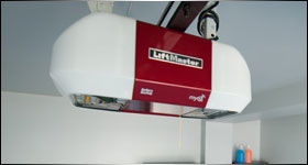 The Liftmaster Belt Drive Garage Door Opener